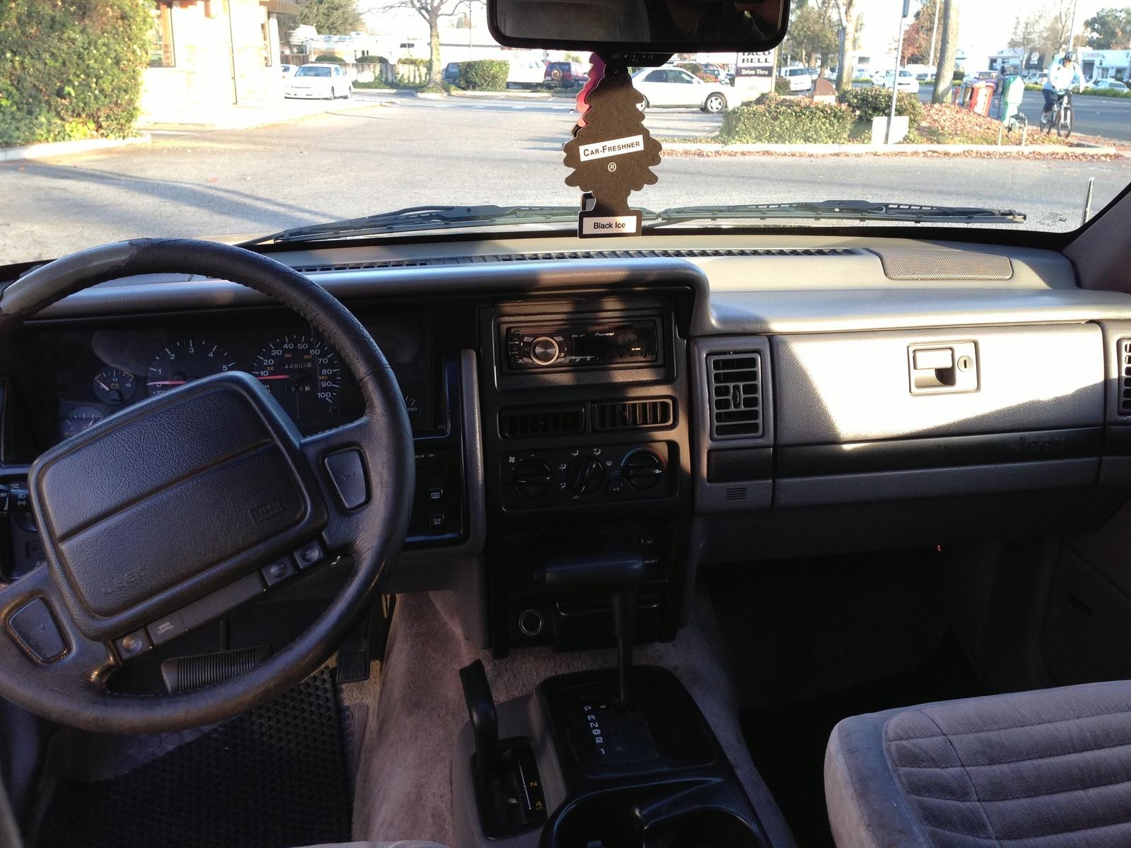 Wip beta released 1994 jeep grand cherokee trail ready v - Jeep grand cherokee laredo interior ...