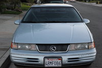 Picture of 1993 Mercury Cougar XR7 Coupe RWD, exterior, gallery_worthy