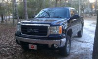 Picture of 2007 GMC Sierra Classic 1500 2 Dr SLT Extended Cab Short Bed 2WD, exterior