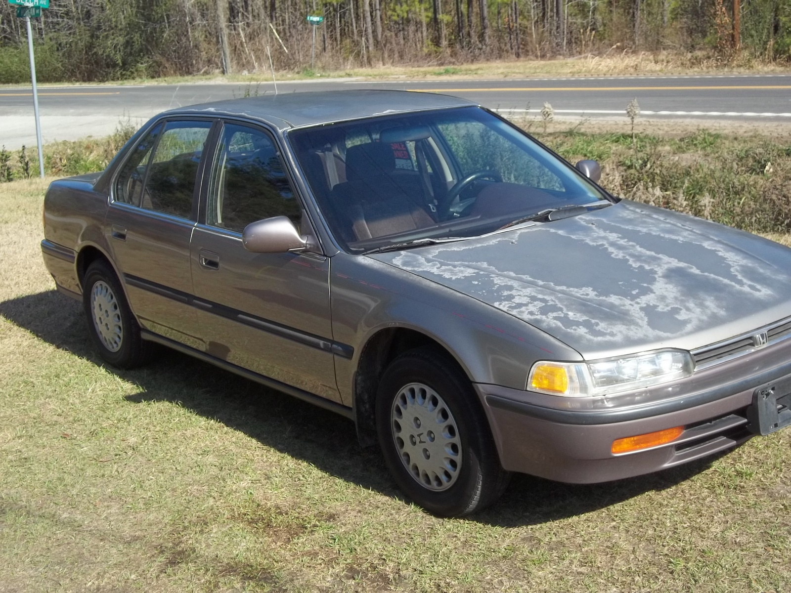 1993 Honda Accord - Pictures - CarGurus