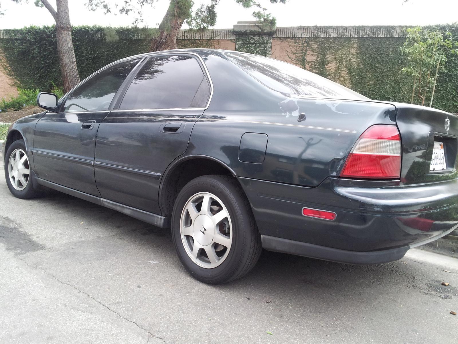 1996 Honda Accord Pictures Cargurus