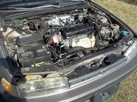 Picture of 1993 Honda Accord LX, engine