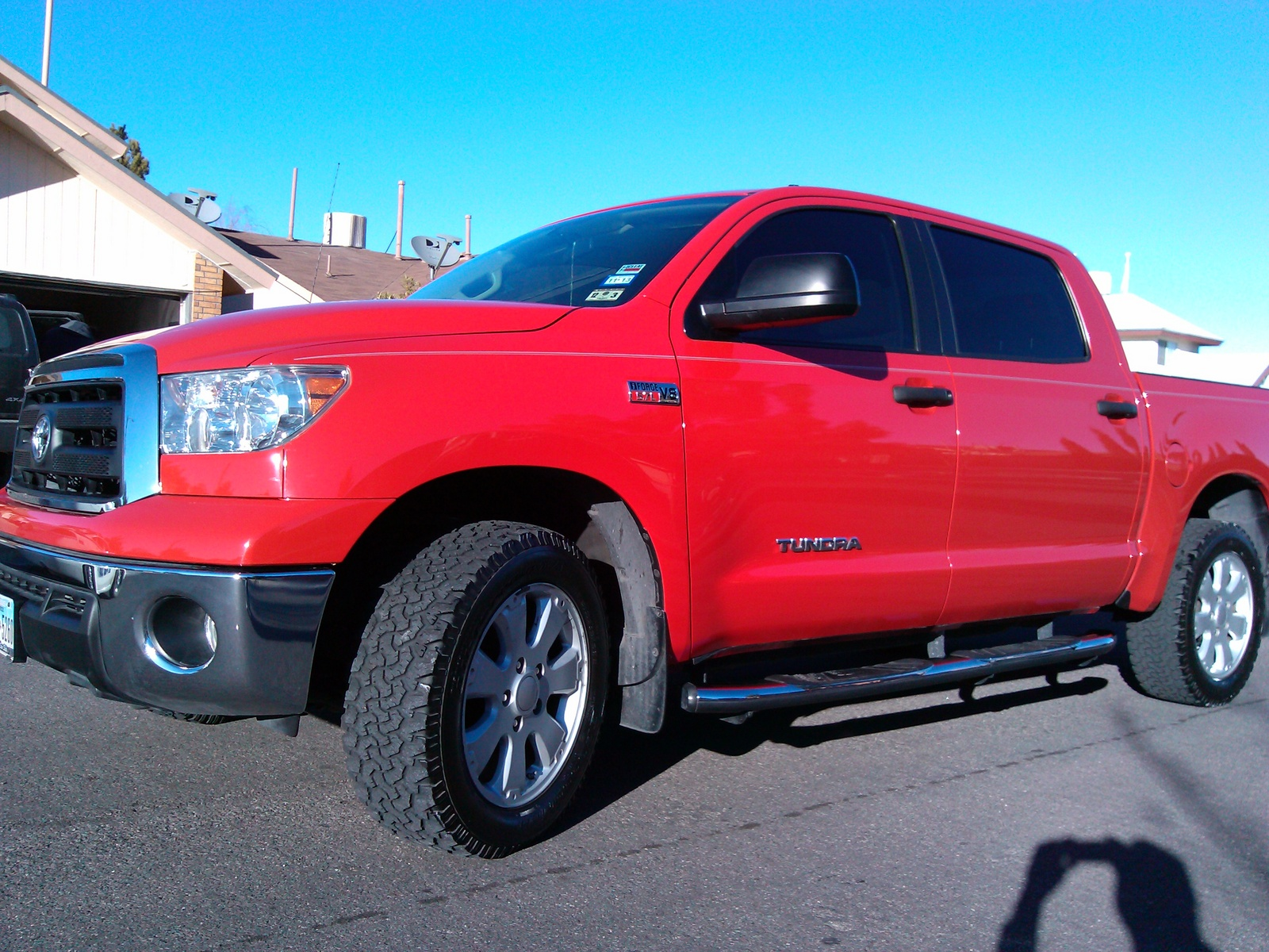 2010 Toyota Tundra CrewMax - Picture of 2010 Toyota Tundra ...