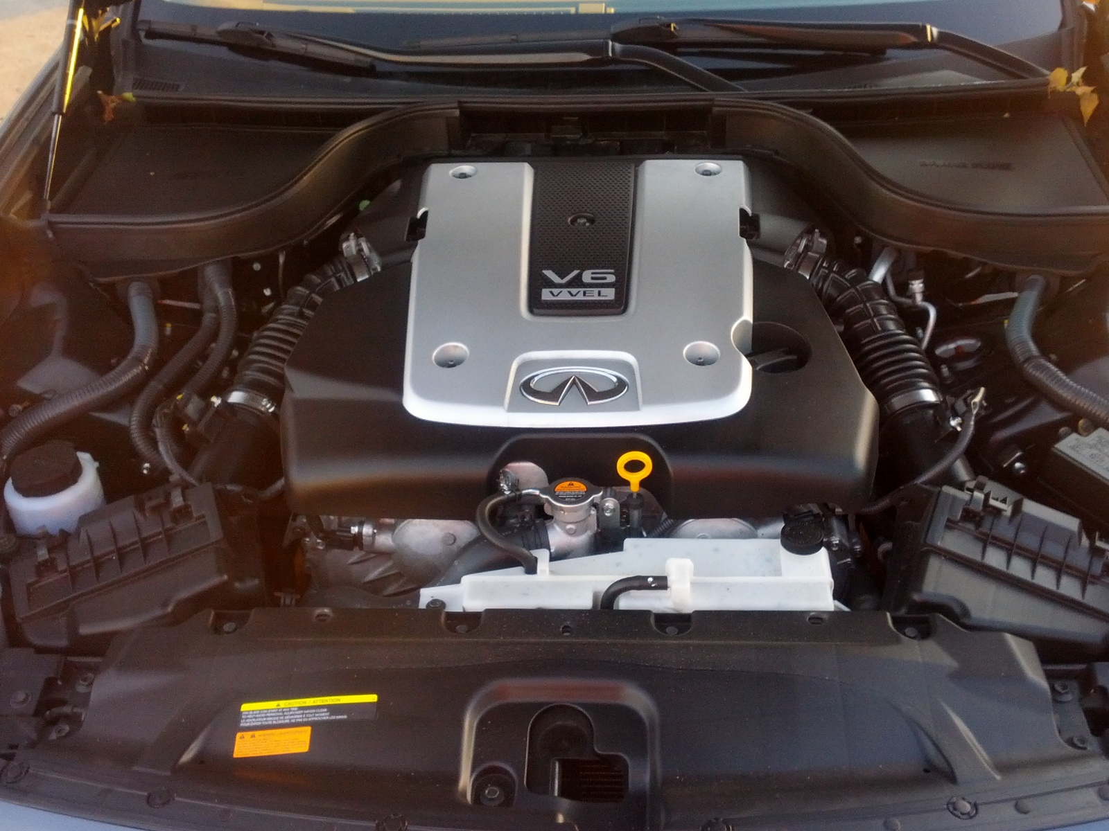 Picture of 2012 Infiniti G37 Journey, engine