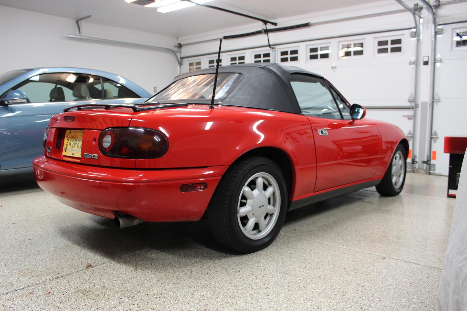 1990 Mazda Mx 5 Miata Pictures Cargurus