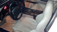 1996 Chevrolet Corvette Coupe, Picture of 1996 Chevrolet Corvette Base, interior
