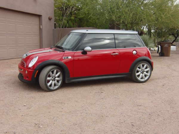 2006 mini cooper s john cooper works for sale usa cargurus. Black Bedroom Furniture Sets. Home Design Ideas