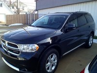 Picture of 2012 Dodge Durango Crew AWD, exterior