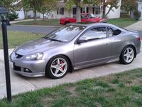 2006 Acura RSX Type-S, when i first got it, exterior