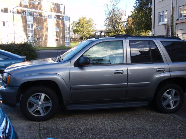 Picture of 2005 Chevrolet Blazer, exterior