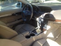 Picture of 2011 Mercedes-Benz E-Class E350 Cabriolet, interior