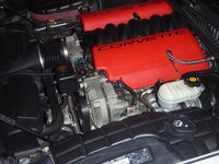 Picture of 2003 Chevrolet Corvette Z06 Hardtop Coupe RWD, engine, gallery_worthy