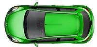 2013 Mazda MAZDA2, Aerial View., exterior, manufacturer
