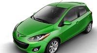 2013 Mazda MAZDA2 Overview