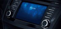 2013 Mazda MAZDA3, Navigation Screen., interior, manufacturer