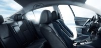 2013 Mazda MAZDA3, Front and back seat., interior, manufacturer