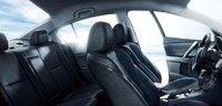 2013 Mazda MAZDA3, Front and back seat., interior, manufacturer