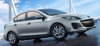 2013 Mazda MAZDA3, Side View., exterior, manufacturer