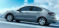 2013 Mazda MAZDA3, Side View., exterior, manufacturer