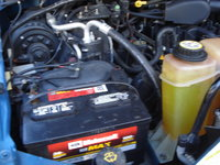 Picture of 2001 Ford F-250 Super Duty XLT 4WD Extended Cab LB, engine