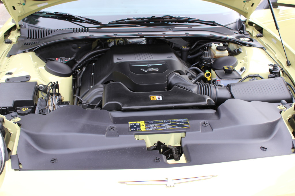 Picture of 2005 Ford Thunderbird 50th Anniversary Edition, engine