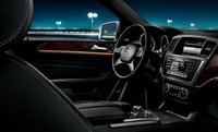 2013 Mercedes-Benz M-Class, Front Seat., interior, manufacturer