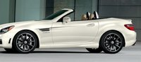2013 Mercedes-Benz SLK-Class, Side View., exterior, manufacturer