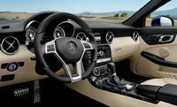2013 Mercedes-Benz SLK-Class, Steering Wheel., interior, manufacturer