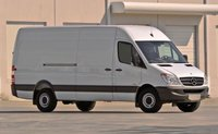 2013 Mercedes-Benz Sprinter, Side View copyright AOL Autos., exterior, manufacturer
