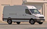 2013 Mercedes-Benz Sprinter, Side View copyright AOL Autos., exterior, manufacturer