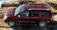 2013 Nissan Armada, Side View., exterior, manufacturer