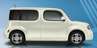 2013 Nissan Cube, Side View., exterior, manufacturer