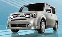 2013 Nissan Cube, Front quarter view., exterior, manufacturer