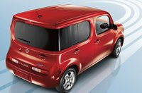 2013 Nissan Cube, Back quarter view., exterior, manufacturer, gallery_worthy