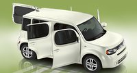 2013 Nissan Cube Overview
