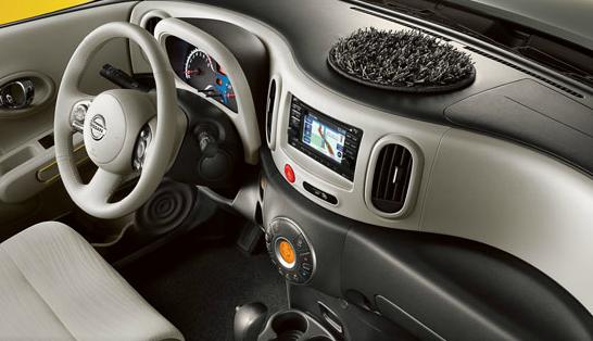 2013 Nissan Cube - Interior Pictures - CarGurus
