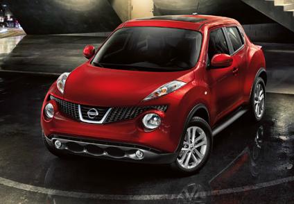2013 Nissan Juke, Front quarter view., exterior, manufacturer