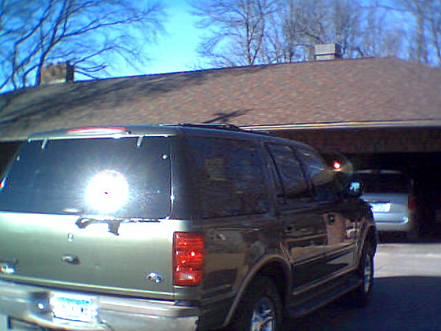 2000 Ford Expedition Eddie Bauer 4WD picture, exterior