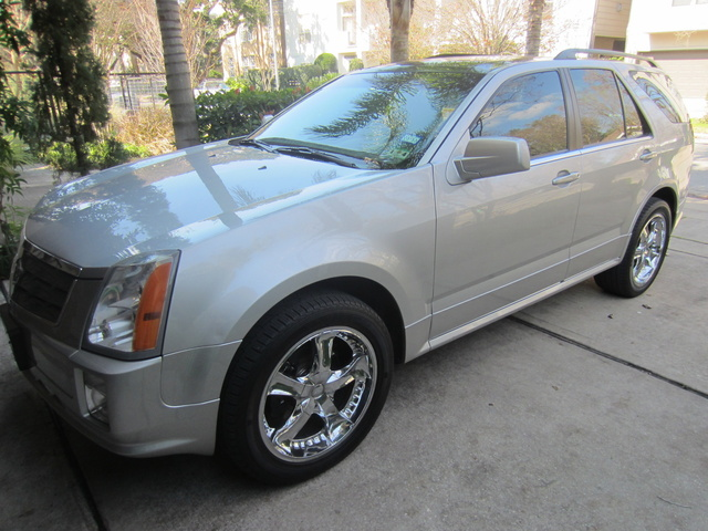 Picture of 2004 Cadillac SRX V8 AWD, exterior, gallery_worthy