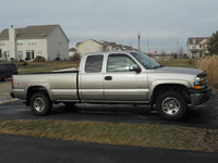 Picture of 2000 Chevrolet C/K 2500 Ext. Cab Long Bed 4WD, exterior