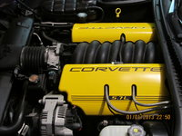 Picture of 1998 Chevrolet Corvette Convertible, engine