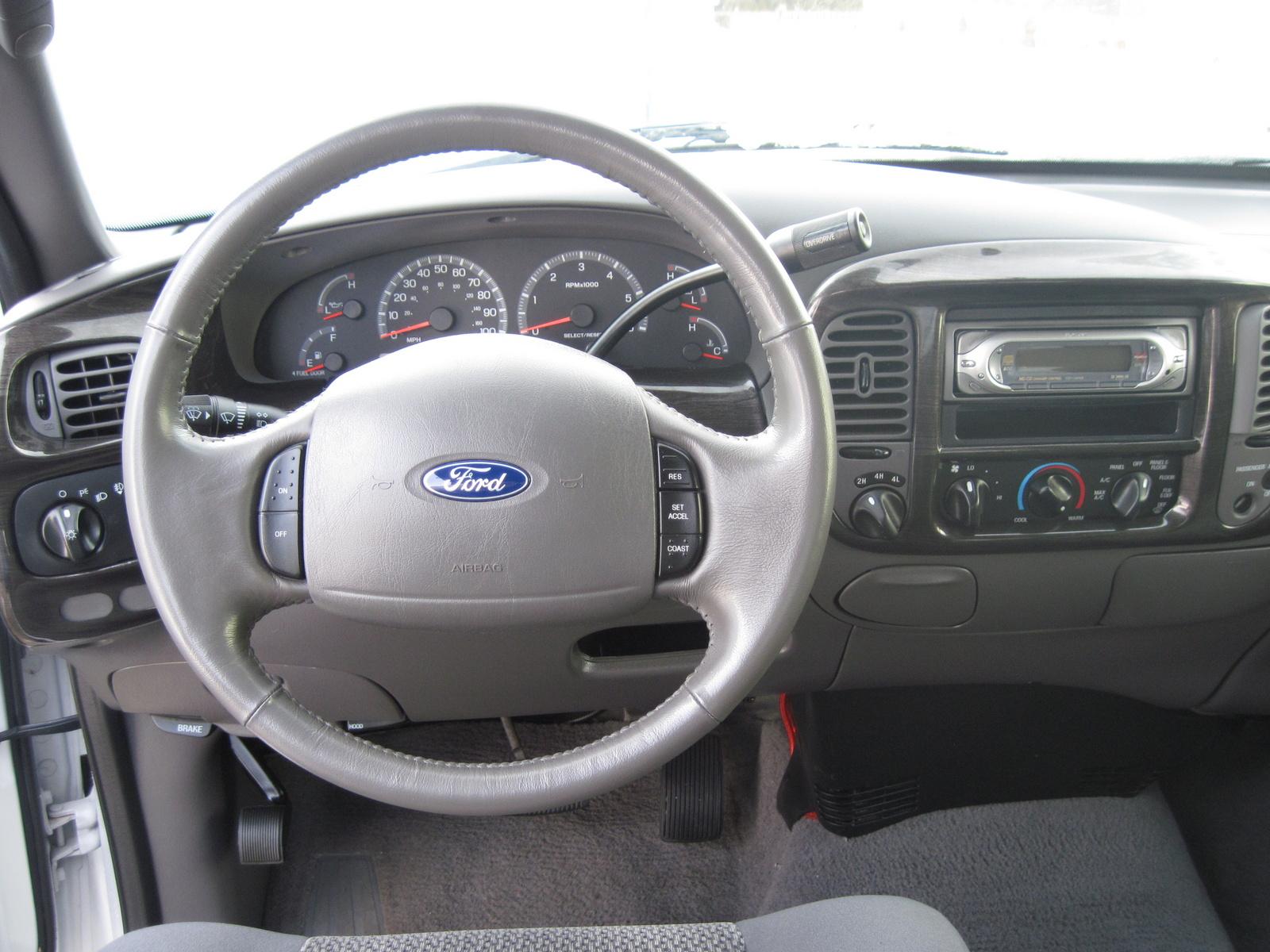 2003 Ford F 150 Interior Pictures Cargurus
