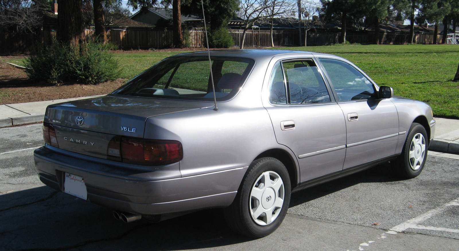 1996 Toyota Camry Pictures Cargurus