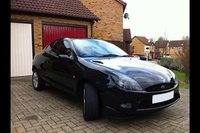 2000 Ford Puma Overview