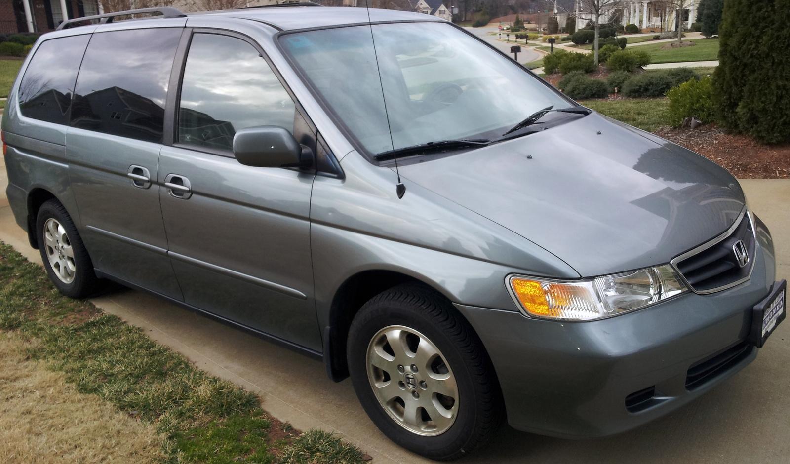 2002 Honda Odyssey Pictures Cargurus