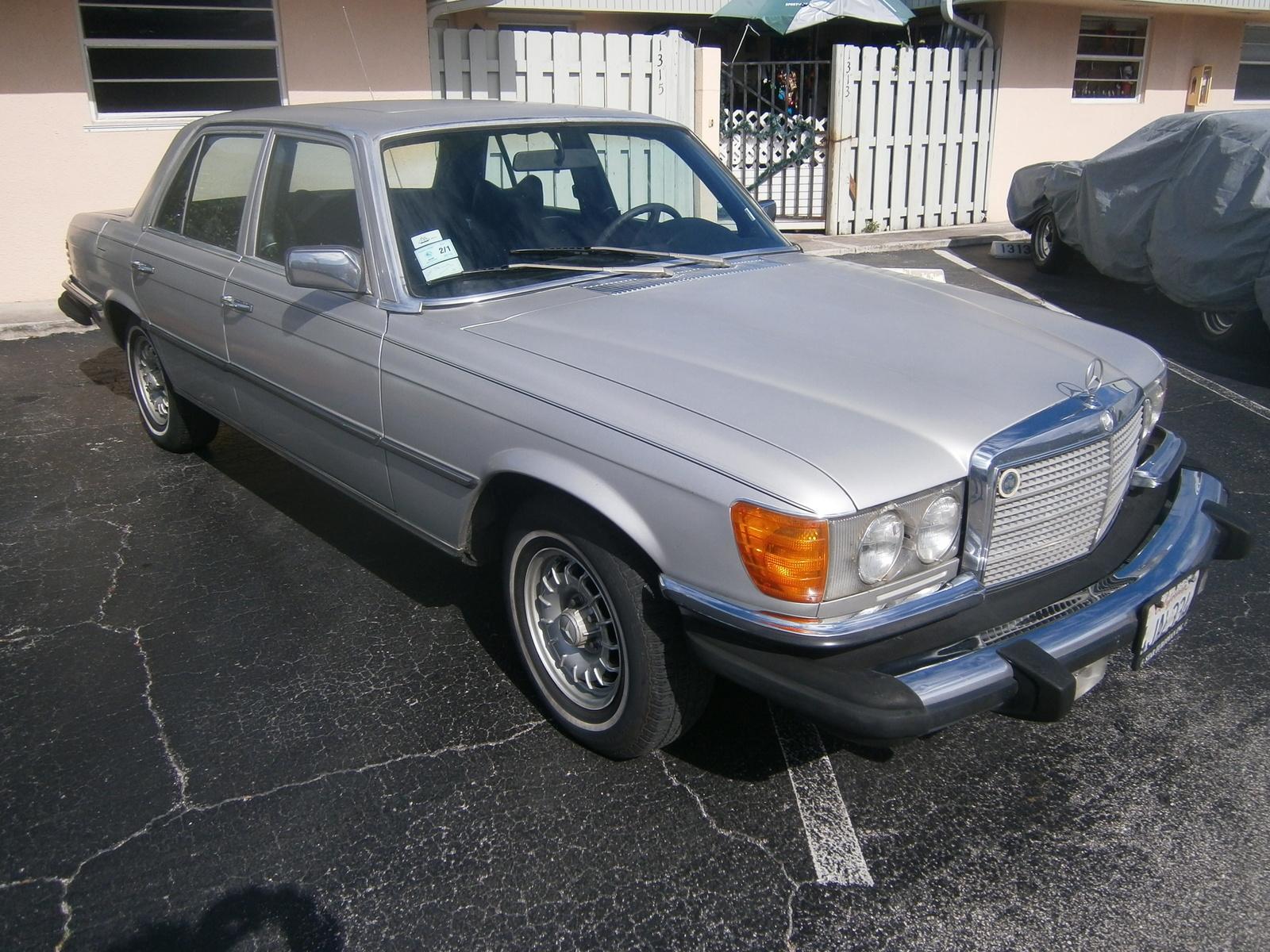 1981 mercedes benz 300 class 300sd turbodiesel sedan for 1981 mercedes benz 300sd