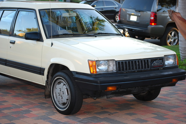 Picture of 1985 Toyota Tercel 4 Dr SR5 AWD Wagon, exterior
