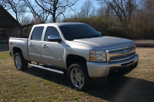 Used 2008 Chevrolet Silverado 1500 Pictures 316 Photos