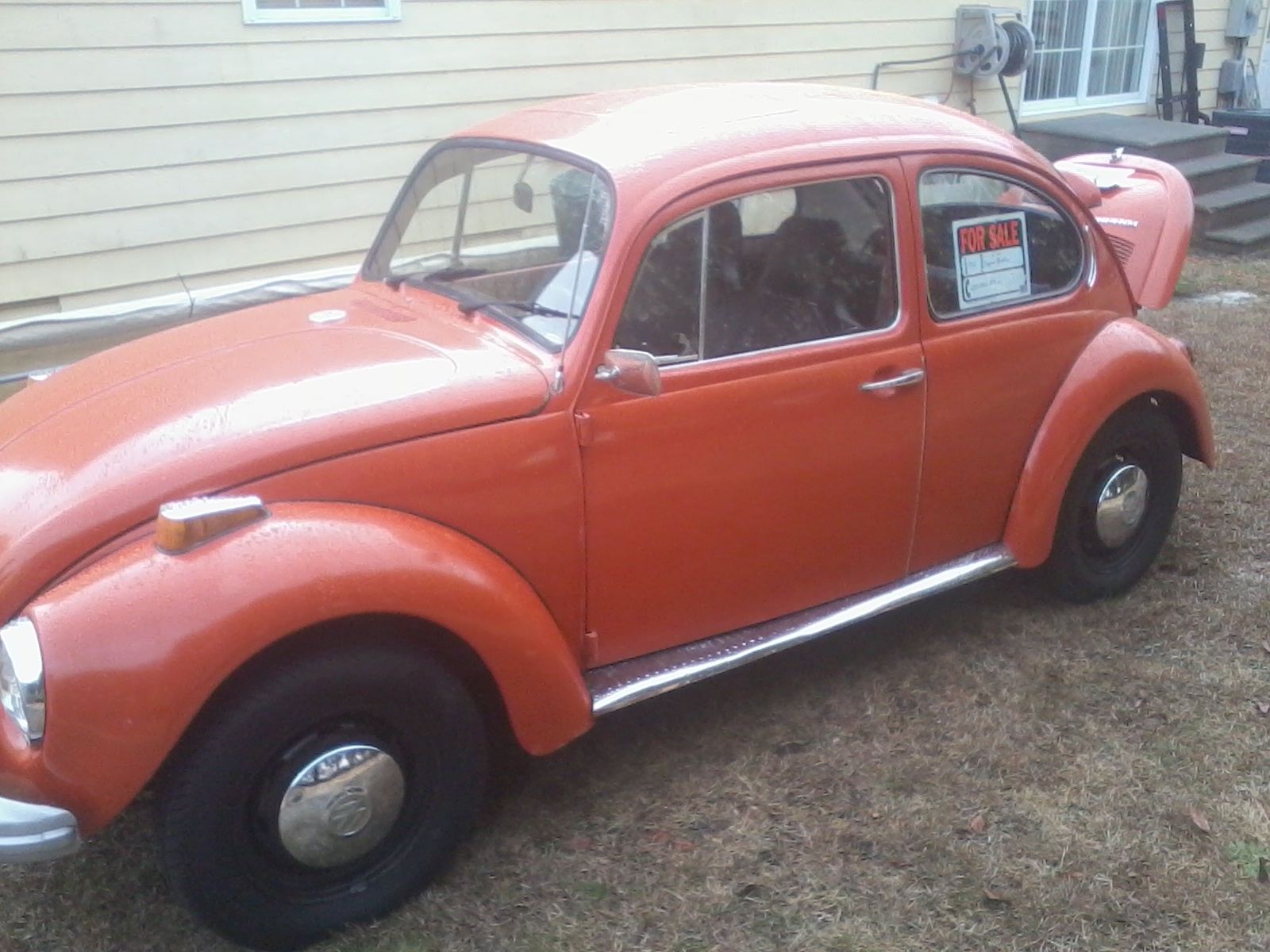 Volkswagen Super Beetle Questions I Need Advice On A 72 Super Beetle For Sale Cargurus