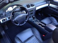 Picture of 2004 Ford Thunderbird Base Convertible, interior, gallery_worthy